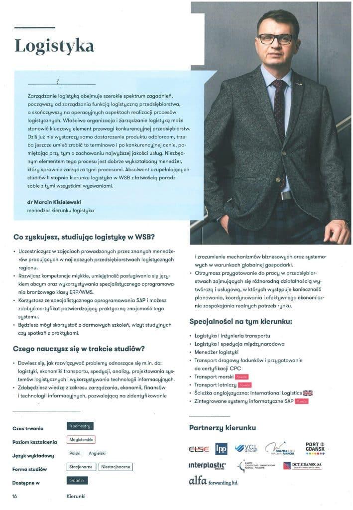 Alfa Forwarding partnerem Wyższej Szkoły Bankowej